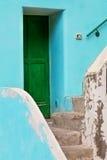 Mediterrane stijl Stock Afbeeldingen