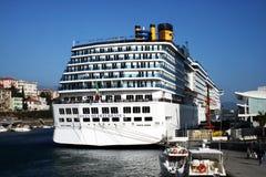 Mediterranea stern Royalty Free Stock Image