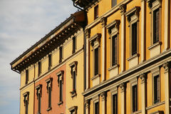 Mediterranean architecture Royalty Free Stock Photography