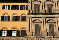 Mediterranean architecture Royalty Free Stock Images