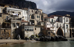 Mediterranean architecture Stock Photos