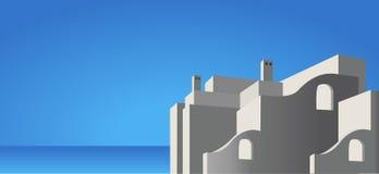 Mediterranean Architecture Stock Images