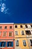 Mediterranean architecture Stock Photos