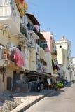 Mediterranean architecture, Ischia island, Italy Stock Photos
