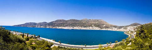 Mediterranean Bay Stock Image