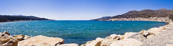 Mediterranean Bay Royalty Free Stock Photography
