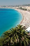 Mediterranean Beach Royalty Free Stock Images