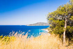 Mediterranean Beach Stock Images
