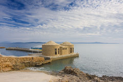Mediterranean Beach Stock Images