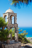 Mediterranean Bell Tower Stock Image