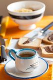 Mediterranean Breakfast Stock Image