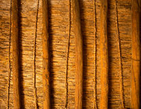 Free Mediterranean Cane Roof In Traditional Wooden Roofing Stock Photos - 34780843