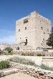 Mediterranean Castle Stock Image