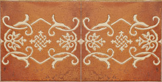 Mediterranean Ceramic Tile Stock Images