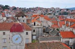Mediterranean city Stock Photos