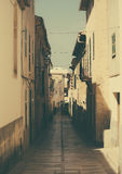 Mediterranean city. Royalty Free Stock Photography