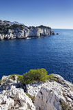 Mediterranean coast Royalty Free Stock Photo