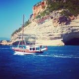 Mediterranean coast, Kemer Stock Photo