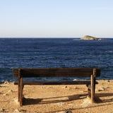 Mediterranean landscape in Bandol, France Royalty Free Stock Photos