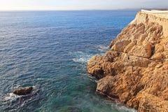 Mediterranean Coast Stock Photography