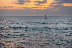 Mediterranean coast Royalty Free Stock Image