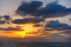 Mediterranean coast Royalty Free Stock Photo