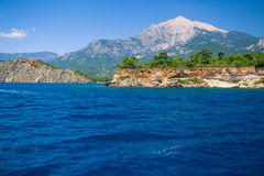 Mediterranean coast, Turkey Kemer Stock Photo