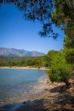 Mediterranean coast, Turkey Kemer Royalty Free Stock Photos