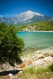 Mediterranean coast, Turkey Kemer Royalty Free Stock Photo