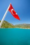 Mediterranean coast, Turkey Royalty Free Stock Photos