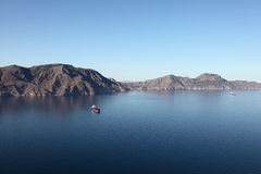 Mediterranean coastline, Spain Stock Photography