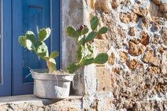 Mediterranean corners Stock Image