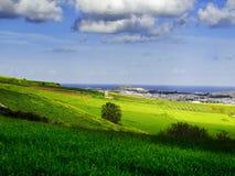 Mediterranean Countryside royalty free stock photos