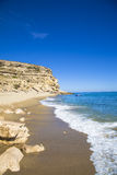 Mediterranean Cove Royalty Free Stock Images