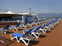 Mediterranean Cruises Royalty Free Stock Photos