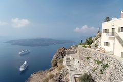Mediterranean Cruising Stock Photography