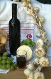Mediterranean delicacies Royalty Free Stock Image