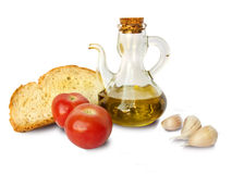 Mediterranean diet Stock Images