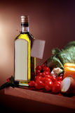 Mediterranean diet Royalty Free Stock Photos