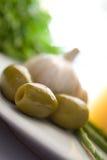 Mediterranean diet Stock Photo