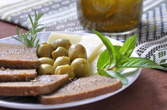 Mediterranean diet Stock Photo