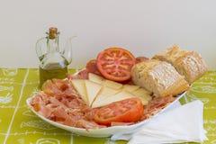 Mediterranean diet. Royalty Free Stock Photo