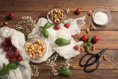 Mediterranean diet. Royalty Free Stock Image