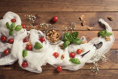 Mediterranean diet. Royalty Free Stock Photography
