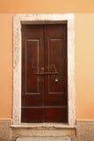 Mediterranean doorway Royalty Free Stock Photography