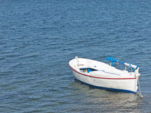 Mediterranean fishing boat. Royalty Free Stock Photography