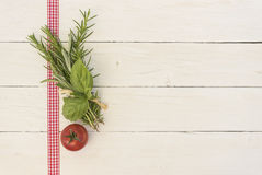 Mediterranean herbs for cooking Stock Photography