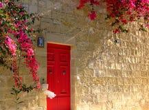Mediterranean Home Royalty Free Stock Image