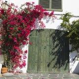 Mediterranean home Stock Photos