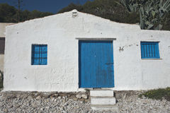 Mediterranean house Royalty Free Stock Photography